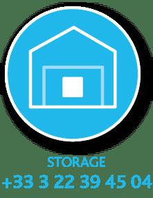Vitadis, storage
