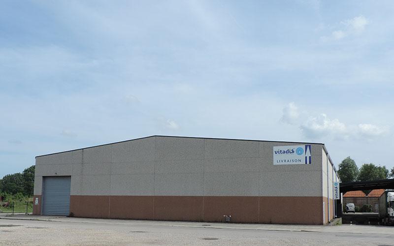 Entrepôt Vitadis