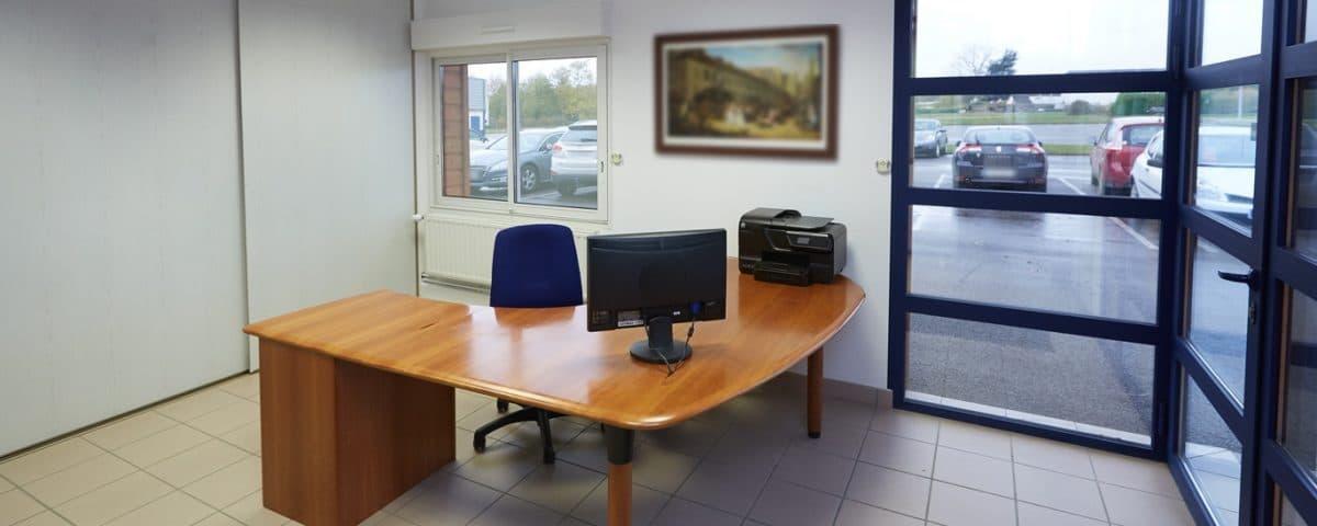 bureau à louer flixecourt par Vitadis